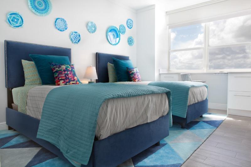 bedroom's look