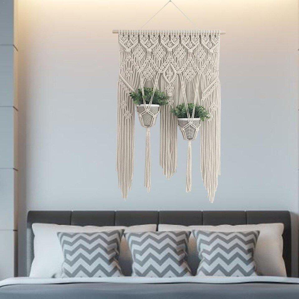 bohemian style cotton
