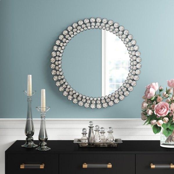 gemstone mirror